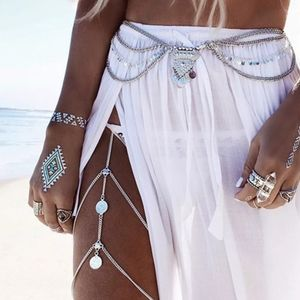 ☀️NEW BOHO CHIC SEXY THIGH CHAIN JEWELRY